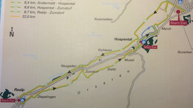 Helsana Trail Urserental