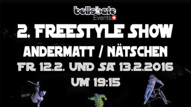 freestyleshow flyer Fix 2016